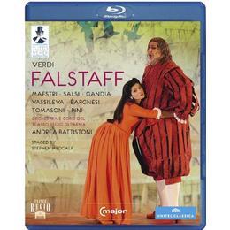 Falstaff: Teatro Regio Di Parma (Battistoni) [Blu-ray]